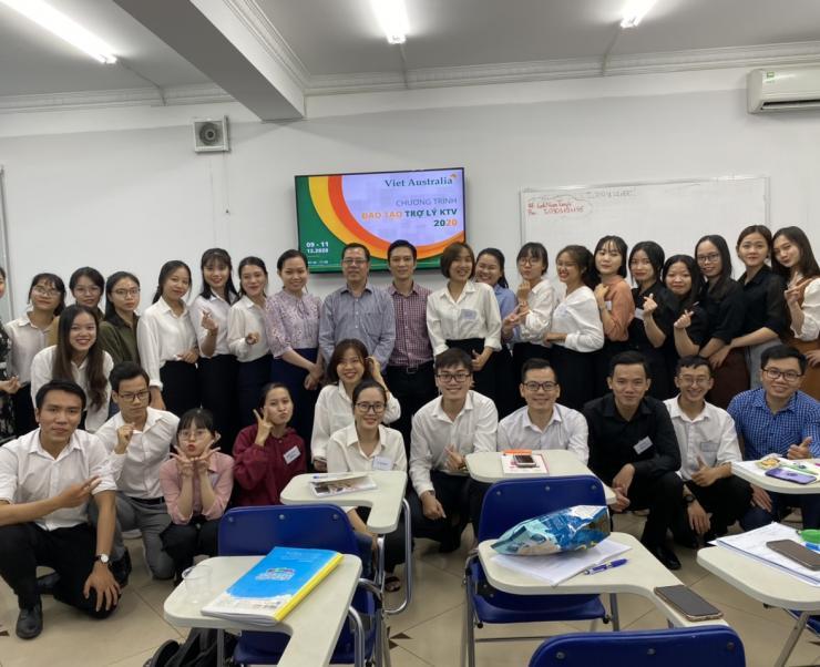 Chương trình Đào tạo Trợ lý Kiểm toán viên năm 2021