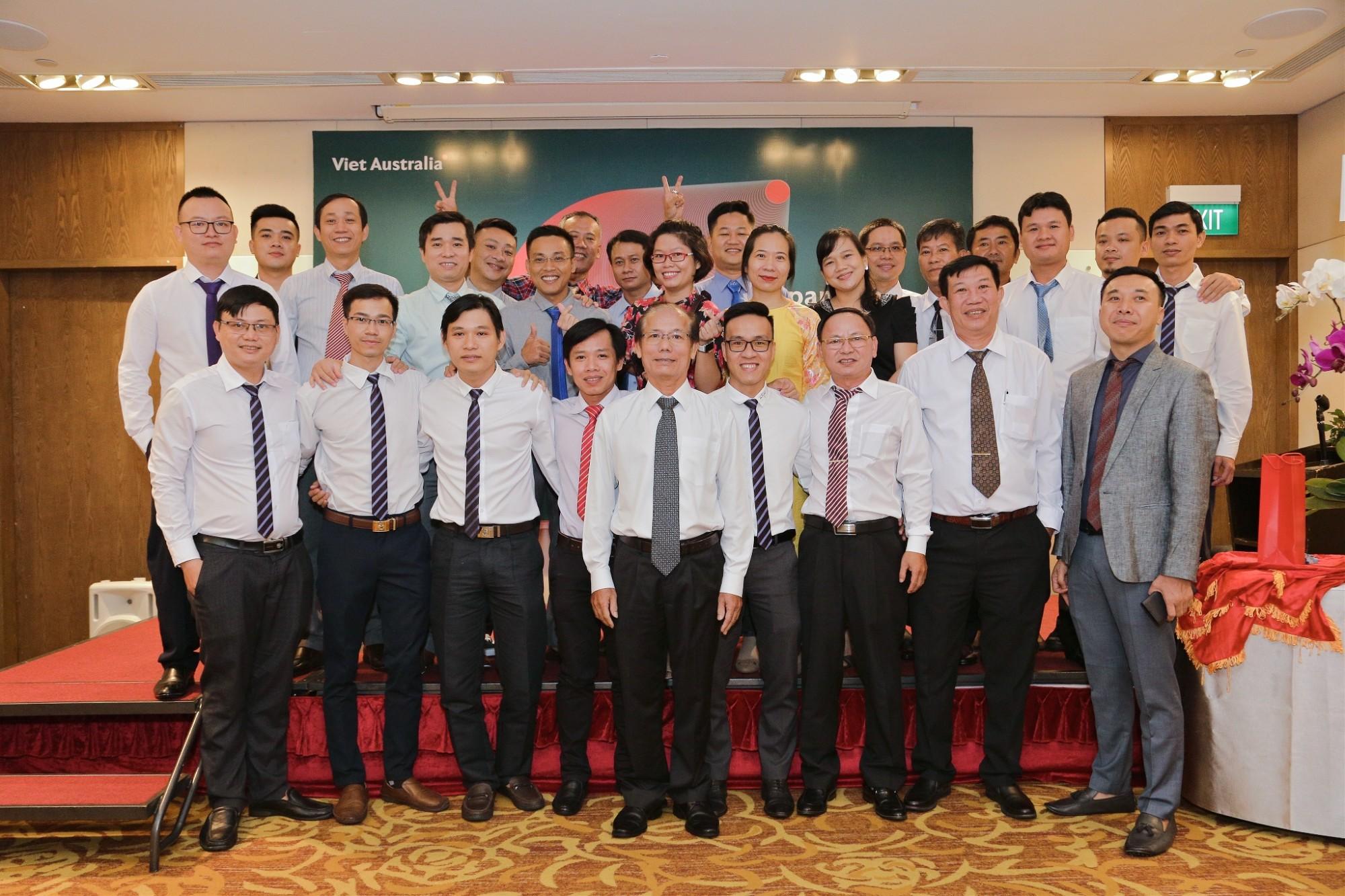 Việt Úc thuộc nhóm 40 doanh nghiệp kiểm toán cho đơn vị có lợi ích công chúng